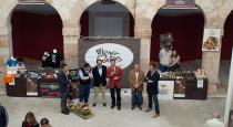 Presentación por parte de las autoridades del Mercastas en El Burgo de Osma